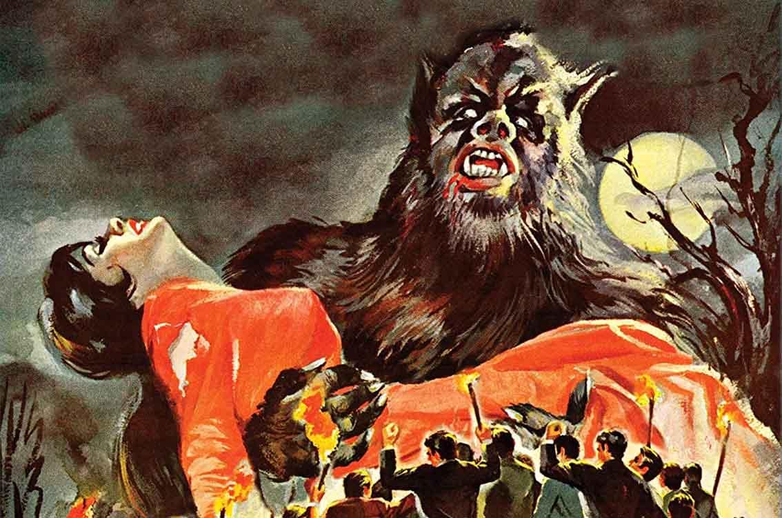 Thema poster Loups-garous