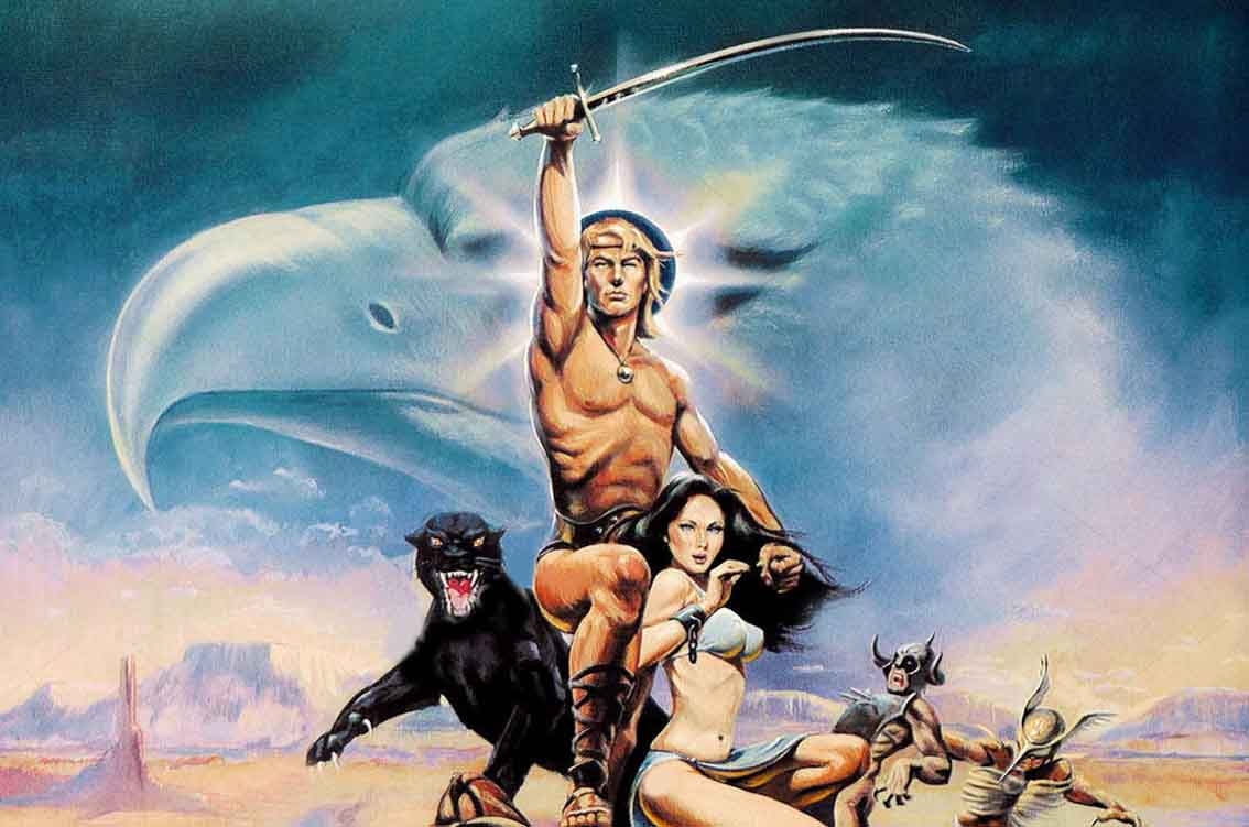 Thema poster héroic fantasy copie