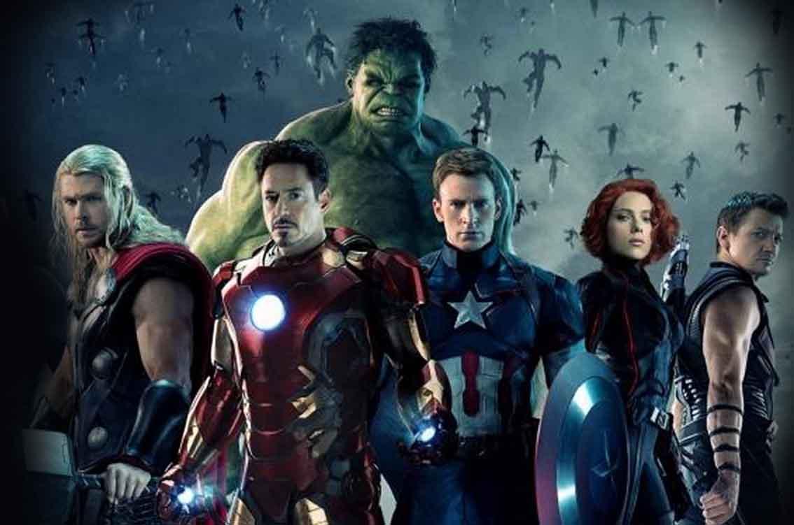 Saga Avengers center