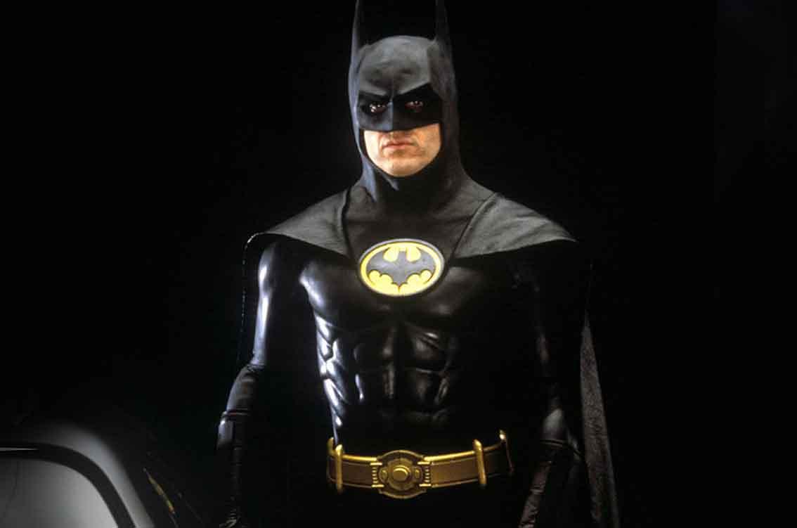 Saga Batman center