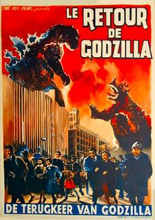 Retour de Godzilla