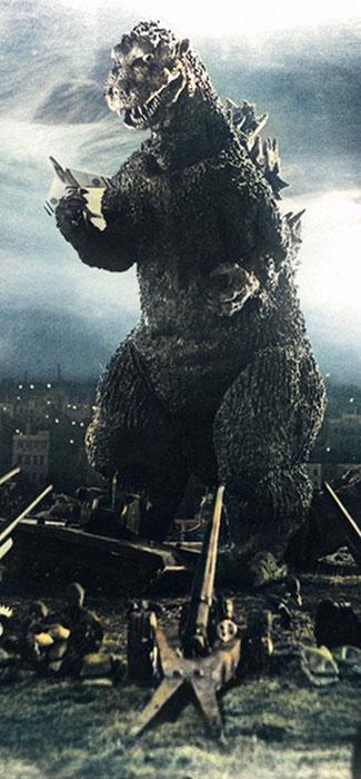 Saga Godzilla